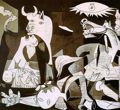 pablo picasso paintings name ahomina all of picasso guernica 1937 museo nacional