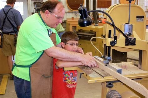 marc school woodworking shark skateboard weekend parent child class at marc