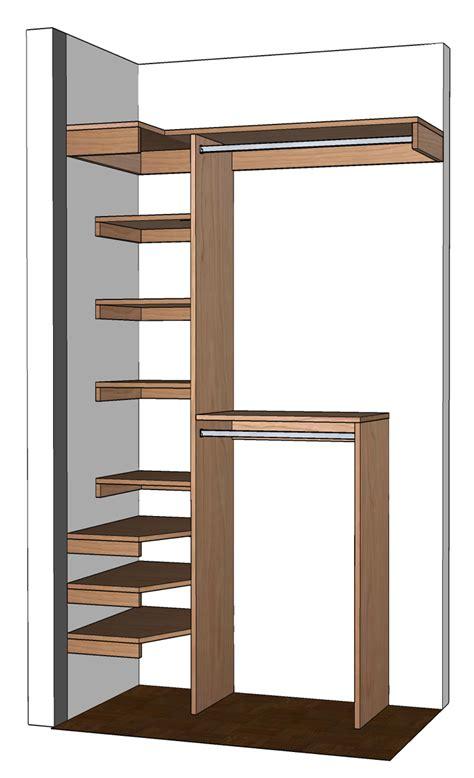 closet organizers for small closets diy small closet organizer plans