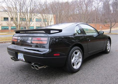 1996 Nissan 300zx For Sale by 1996 Nissan 300zx Turbo 5 Speed For Sale On Bat