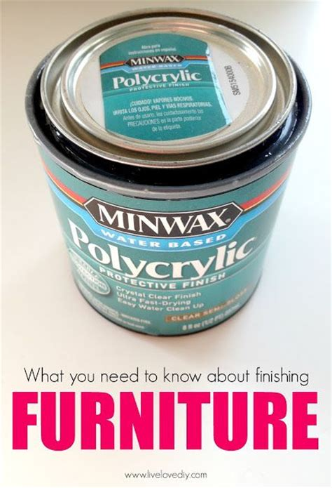 chalk paint drying time best 20 polyurethane paint ideas on