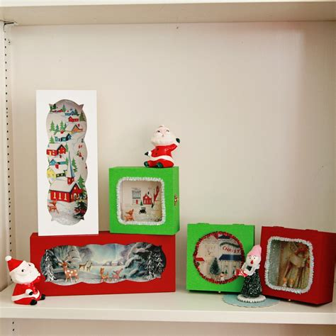 ac crafts diy vintage card boxes my so called