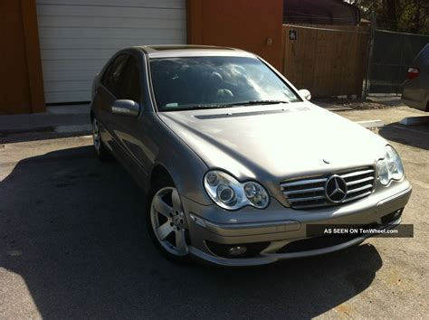 2004 Mercedes C Class C240 by 2004 Mercedes C Class Limited Edition C240