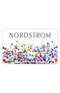 nordstrom gifts nordstrom confetti e gift card nordstrom