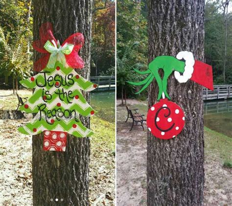 ideas to decorate your tree 10 cool ideas to decorate garden or yard trees for