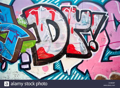 spray paint wall brightly coloured colored aerosol spray paint graffiti