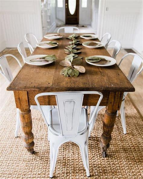 farmhouse dining table and chairs best 20 farmhouse table ideas on diy