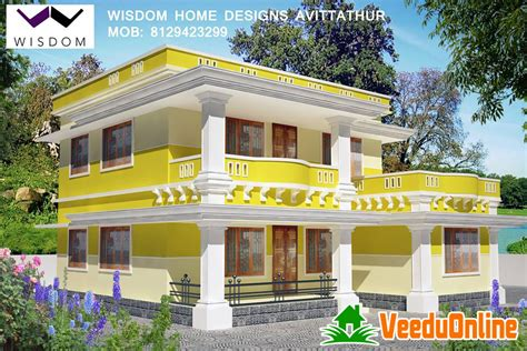 new home designs kerala style new kerala simple style home design 1760 sq ft