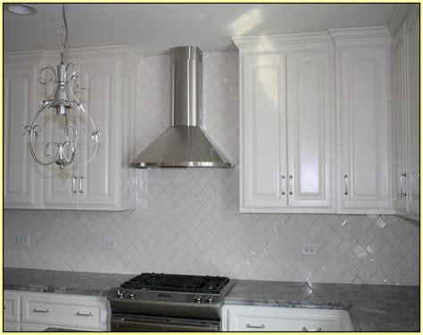 Kitchen Tile Designs Behind Stove white subway tile backsplash herringbone home design ideas