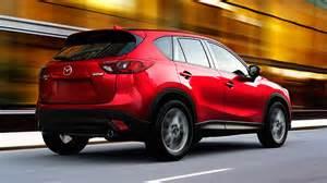 Mazda Cx 5 Compared To Honda Crv by 2016 Mazda Cx 5 Vs 2015 Honda Cr V