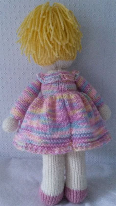 knitting patterns woody 107 best images about rag doll on handmade rag