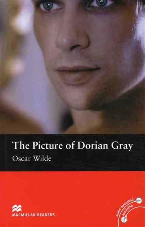 picture of dorian gray book macmillan readers level 3 elementary the picture of