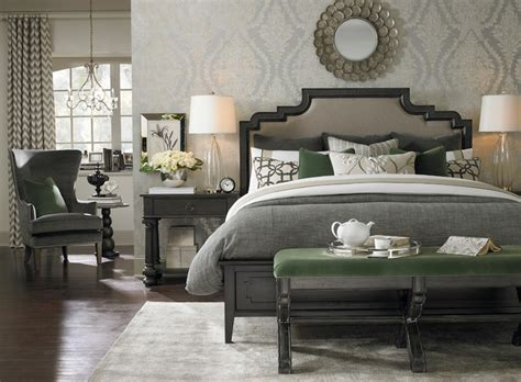 bassett furniture bedroom emporium upholstered bed by bassett furniture