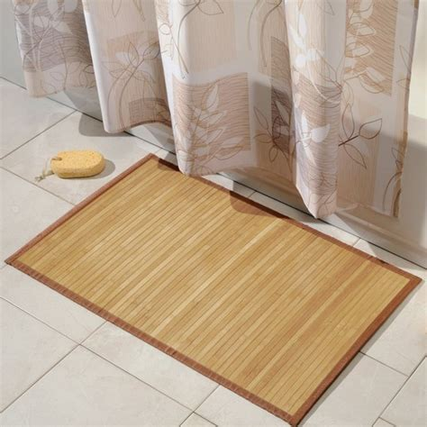 Bathroom Mat Ideas by 7 Bath Mat Ideas To Make Your Bathroom Feel More Like A Spa