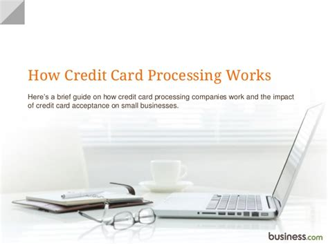 how to make a credit card that works how credit card processing works