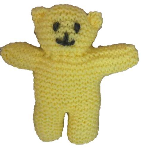 tiny teddy knitting patterns patterns