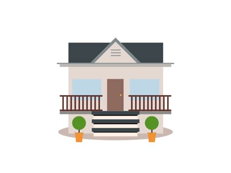 house gif house animation gif by sim ahmed dribbble