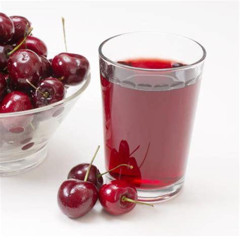 cherry juice 5 promising health benefits of tart cherry juice
