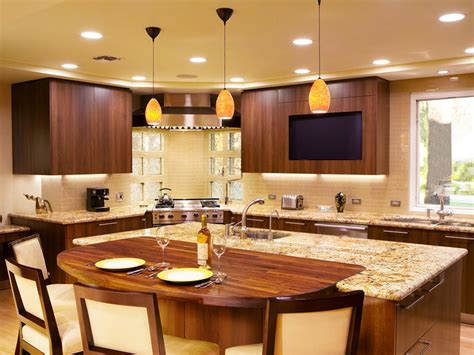kitchen island with built in seating 20 kitchen island with seating ideas home dreamy