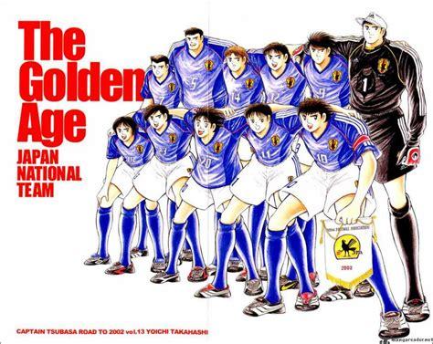 captain tsubasa captain tsubasa wallpapers wallpaper cave