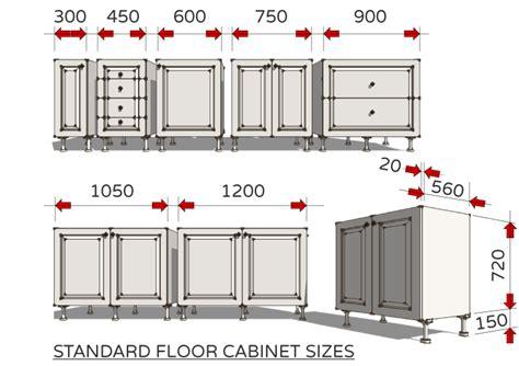 standard kitchen cabinet width standard dimensions for australian kitchens renomart