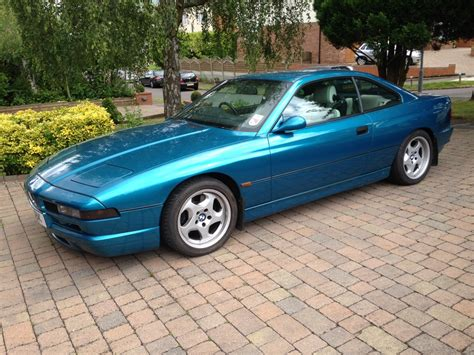 Bmw 840 Ci by 1999 Bmw 8 Series 840 Ci E31 Coupe Sold Pale Classics
