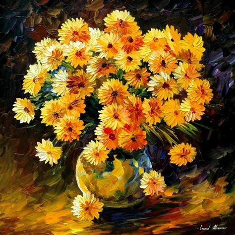 flower painting frames and colors amazing flower paintings by leonid afremov