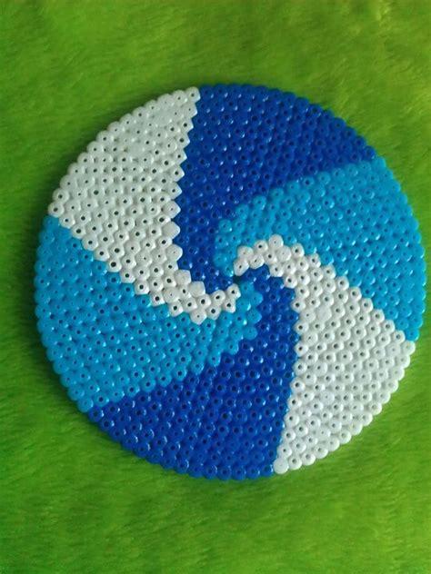 circle perler bead patterns top 25 ideas about perler on perler