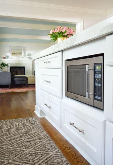 kitchen island with microwave kitchen remodel chapter 2 gutting rebuilding house bloglovin