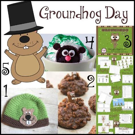 Groundhog Day Ideas To Do With Projects