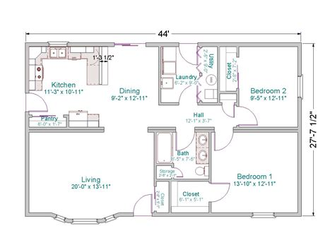 floor plans ranch small ranch house plans smalltowndjs