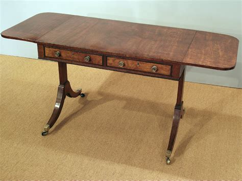 mahogany sofa tables antique mahogany sofa table regency mahogany sofa table