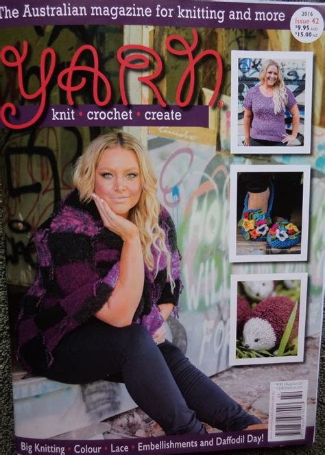 just knitting magazine yarn magazine issue 42 makin it big the craft of clothes