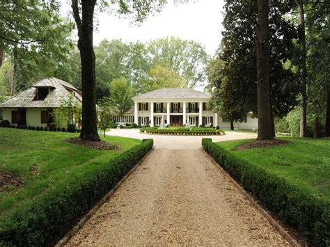 Southern Plantation Floor Plans impeccable plantation style estate