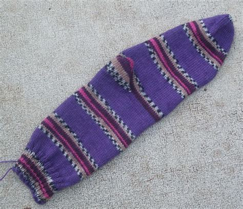 easy knit socks on two needles 17 best images about needle knitting on