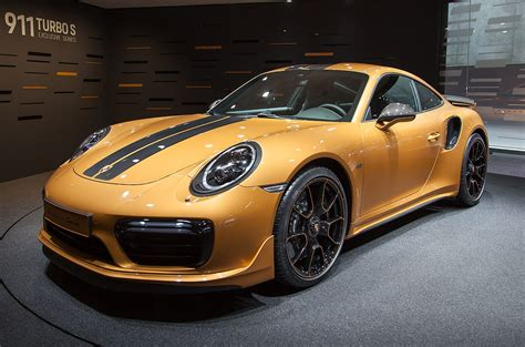 Porsche Turbo S by Porsche 991