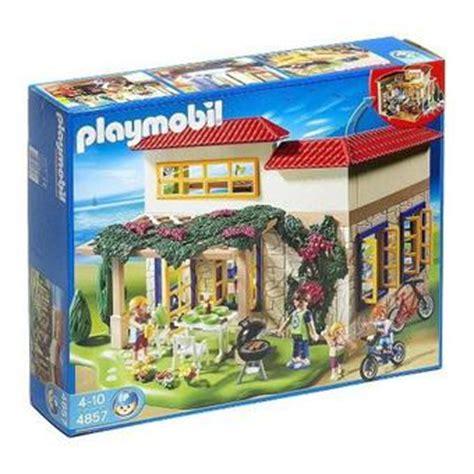 playmobil 4857 maison de cagne playmobil acheter sur fnac