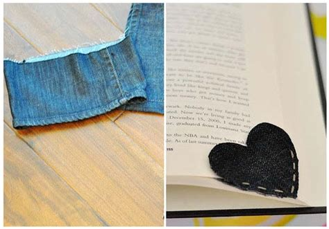 denim crafts projects 16 upcycled projects from diy