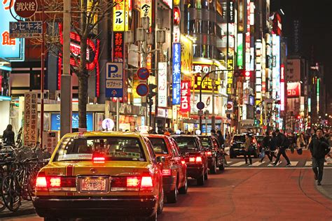 toyo lights japan a country of contrasts