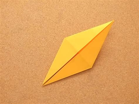 origami bird base how to make an origami bird base 13 steps with pictures