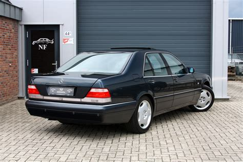 Mercedes W140 by Mercedes W140 Titivation Page 1 Readers Cars