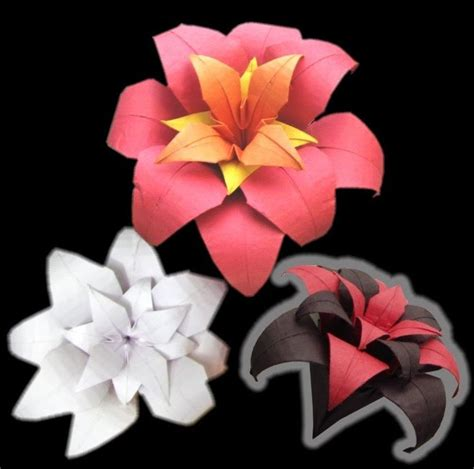 origami paper flower tutorial 25 best ideas about origami flowers on paper
