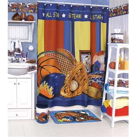 sports themed bathroom accessories bathroom sets furniture and other decor accessories