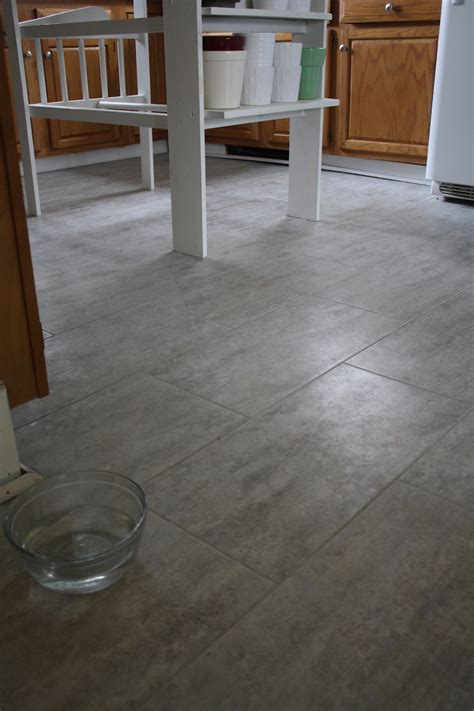 tiles for kitchen floor tips for installing a kitchen vinyl tile floor merrypad