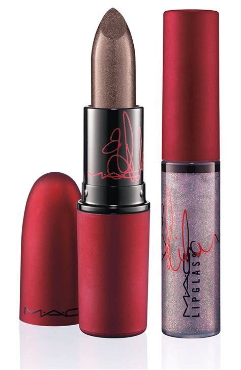 viva cosmetics rihanna for mac cosmetics viva glam popsugar