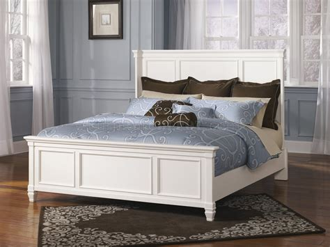 prentice bedroom set furniture prentice bedroom b672 in white w panel bed by furniture