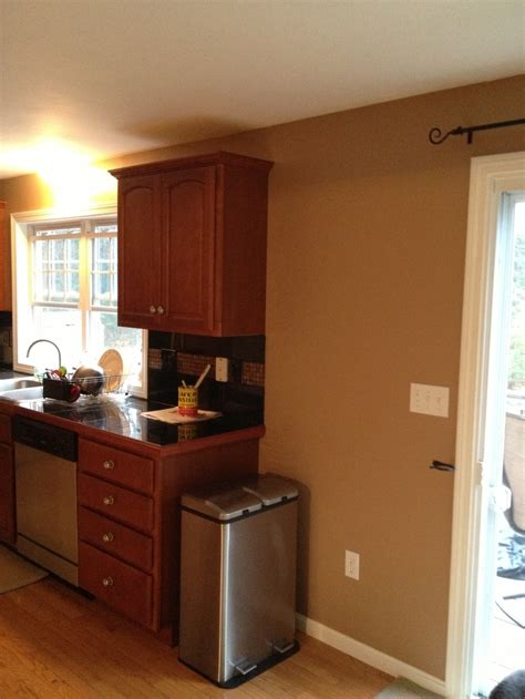 behr paint color ideas kitchen behr brown our new kitchen color paint
