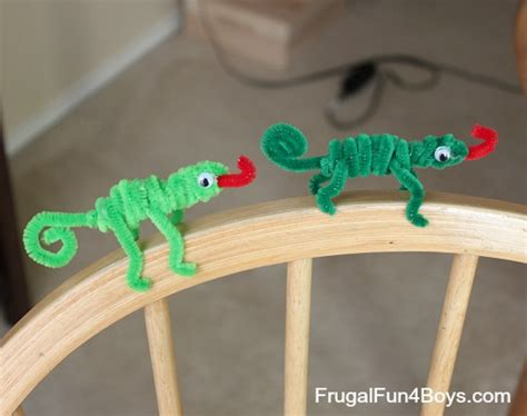pipe cleaner craft easy craft for pipe cleaner animals