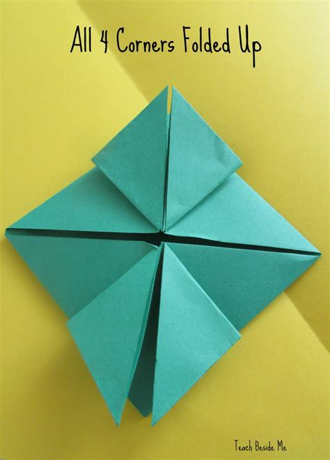 teaching origami leap frog math frog origami teach beside me