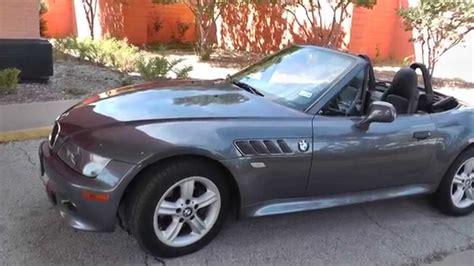 2001 Bmw Z3 For Sale by K45394 2001 Bmw Z3 Roadster For Sale